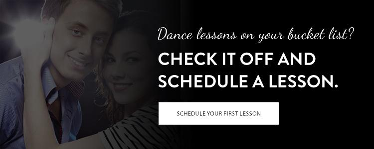 Dance Lessons on your bucket list?